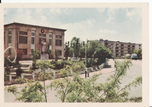 Кафедра фізичного виховання і спорту, 1964 рік