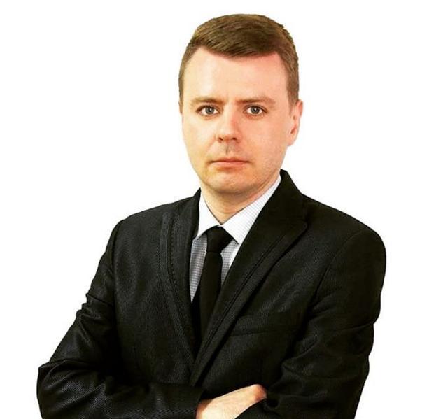 Водоп'янов Денис, в.о.начальника редакційно-видавничого відділу